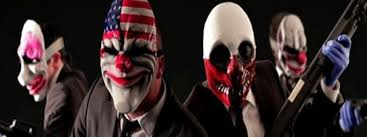 Payday 2 Halloween Masks Disappear by Payday 2 News Payday 2 System Requirements