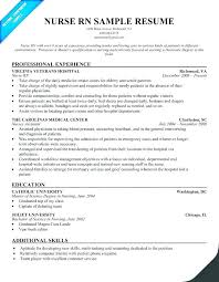 Charming Graduate Cover Letter Template About Registered Nurse Resume Nursing Examples Of
