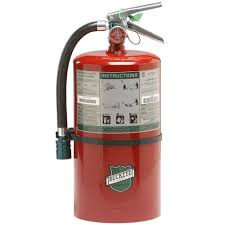 Fire Extinguisher Mounting Height Code by Buckeye 11 Lb Halotron Fire Extinguisher 71100 Ul Rated 1a 10b