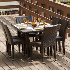 Patio Dining Sets Walmart by Lagos 9 Piece Patio Dining Set Home Design Ideas