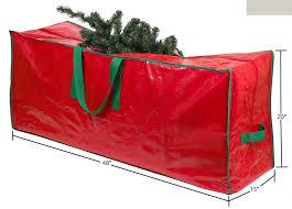 Christmas Tree Storage Bag Box BIn Bags For Trees Heavy Duty Artificial 9 Foot