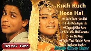 kuch kuch hota hai complete songs songs kuch