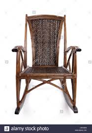 Wooden Rocking Chairs Stock Photos & Wooden Rocking Chairs ...