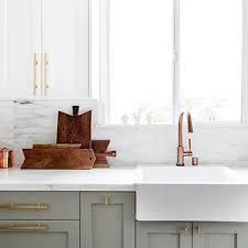 Ikea Domsjo Double Sink Cabinet by Two Tone Ikea Kitchen Cabinets Design Ideas