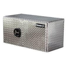 100 Aluminum Truck Tool Boxes Buyers Double Barn Door Underbody Box