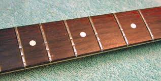 Frets Mark Mitchell Luthier