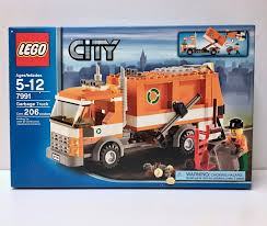 Lego City Transport Recycle Truck (7991)   EBay Lego Garbage Truck Moc Building Itructions Youtube Not Your Typical Trash The Brothers Brick Mercedes Benz Axor Refuse Thirdwiggcom 12 In 1 Laser Pegs City On Pixmaniacom Lego City Pinterest Toys Buy Online From Fishpdconz 708051 Chomper 30313 With Minifigure X 3 Ebay Classic 10704 How Similiar Build Legos Keywords Legocom Us