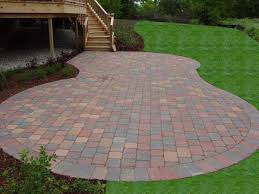 16x16 Red Patio Pavers by Download Brick Patio Design Pictures Garden Design