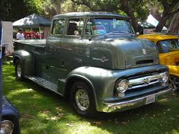 1956 Ford Crew Cab COE | Bitchin Rides | Pinterest | Ford, Classic ...