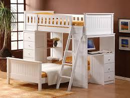 Bedroom Attractive Loft Beds With Desks Underneath s
