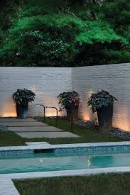 Outdoor Motion Sensor Light Landscape Contemporary With Lights Path Lighting Modern Led