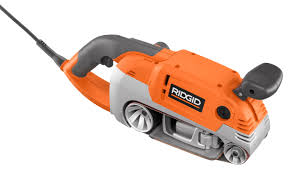 Ridgid Tile Saw R4020 by Electric Sander Belt Vertical R2720 Ridge Tool