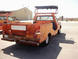 100 Utility Trucks For Sale In California 1987 GMC 3500 Bucket Boom Truck Madera CA CONE
