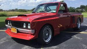 100 Datsun Truck Say Hello Nurse To This Widebody V8 620 Pickup