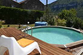 chambre d hote millau avec piscine bed and breakfast pool gorges du tarn millau aveyron