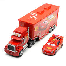 Disney Pixar Cars Mack Lightning McQueen & Chick Hicks & King ... Blue Dinoco Mack The Truck Disney Cars Lightning Mcqueen Spiderman Cake Transporter Playset Color Change New Hauler Car Wash Pixar 3 With Mcqueen Trailer Holds 2 Truck In Sutton Ldon Gumtree Lego Bauanleitung Auto Beste Mega Bloks And Launching 95 Ebay Toys Hd Wallpaper Background Images Remote Control Dan The Fan Cone