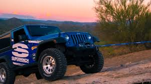 Jeep/Truck Winch Buyers Guide - Superwinch