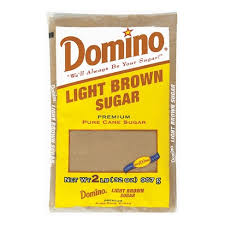 Domino Light Brown Sugar 2 LB Tar