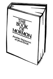 Book Of Mormon Free LDS Clipart