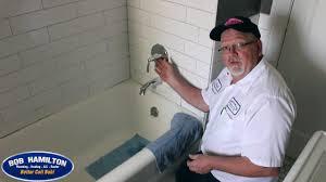 Kohler Stillness Bathroom Faucet by How To Replace A Kohler Shower Faucet Cartridge Youtube