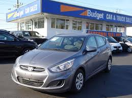 Used 2017 Hyundai Accent Fuel Efficient, Low Kms, Reliable, Clean ...