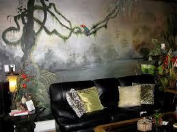 Safari Decorating Ideas For Living Room by Jungle Theme Wallpaper Wallpapersafari