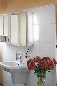 badezimmer le spiegelle mit steckdose wandleuchte mit schalter ip41 ebay