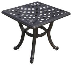 Outdoor décor ideas using patio side tables – Decorifusta