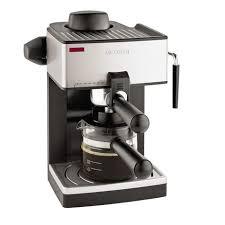 Mr CoffeeR Cafe Espresso Steam Cappuccino Maker Shopko