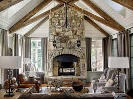 100 Lake Cottage Interior Design Whimsical Lakeside Cottage Retreat With Cozy Interiors On Keowee