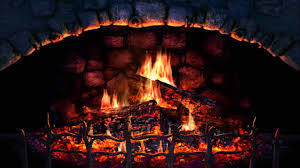Wallpaper Wallpapersafari Fireplace Wallpapers Cave D Fireplace 3d