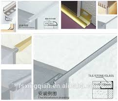 Ceramic Tile To Carpet Transition Strips by Carpet Tack Strip Accessories Aluminum Carpet Transition Strips
