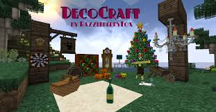 Mod Spotlight Decocraft News Minecraft Forum