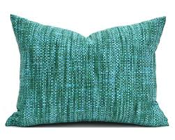 Red Decorative Lumbar Pillows by Indoor Outdoor Lumbar Pillow Cover Any Size Decorative Pillows