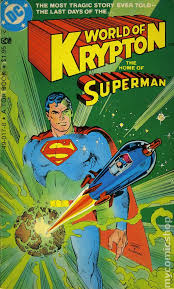 World Of Krypton The Home Superman PB 1982 Tor 1 1ST