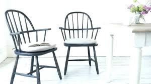 Farmhouse Dining Room Chairs Chair Loaf Romantic Wooden Kitchen