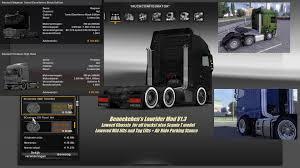 BENNEKEBEN'S LOWRIDER MOD V1.3 -Euro Truck Simulator 2 Mods