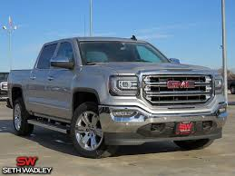 2018 GMC Sierra 1500 SLT 4X4 Truck For Sale Pauls Valley OK - G378114 Ram Chevy Truck Dealer San Gabriel Valley Pasadena Los New 2019 Gmc Sierra 1500 Slt 4d Crew Cab In St Cloud 32609 Body Equipment Inc Providing Truck Equipment Limited Orange County Hardin Buick 2018 Lowering Kit Pickup Exterior Photos Canada Amazoncom 2017 Reviews Images And Specs Vehicles 2010 Used 4x4 Regular Long Bed At Choice One Choose Your Heavyduty For Sale Hammond Near Orleans Baton