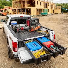 100 Truck Bed Storage Ideas DECKED Organizers And Cargo Van Systems
