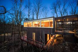 100 Mid Century Modern For Sale A Wooded Oasis In Westchester County