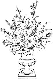 Flower Drawings Free Download Clip Art Free Clip
