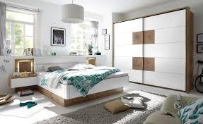 details zu schlafzimmer komplett set 4 tlg bett 180 kleiderschrank weiß wildeiche