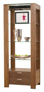 Solid Wood Display Cabinets 18 With