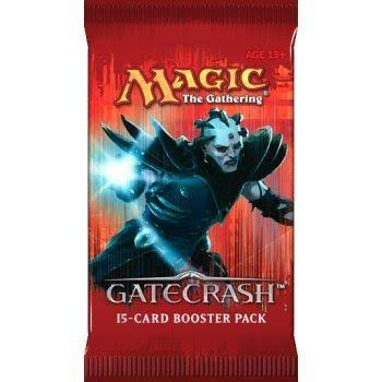 Magic the Gathering Trading Card Game - Gatecrash Booster Pack