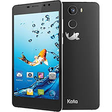 Kata C2 5 5 inch Super HD IPS Quad Core International Unlocked Smartphone Android 6 0 Super Slim HD 1 3 GHz Dual Sim Card GSM 13MP Camera Dark Grey