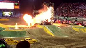 Monster Jam Truck Does Backflip Over Son Uva Digger After Racing ... Monster Jam World Finals Xvii Photos Thursday Double Down Does Anyone Know The Story Behind Buescher Monster Truck At Truck Lands First Ever Front Flip Proves Anything Is Possible Image 17jamtrucksworldfinals2016pitpartymonsters Trucks In Singapore Shaunchngcom 18 Las Vegas 2017 Freestyle Xviii Details Plus A Giveway Jam World Finals Grave Digger 35th Anniversa Encore Tour Comes To Los Angeles This Winter And Spring Bangshiftcom Drawer Pulls Ideas