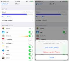 8 Tips to Fix iPhone 7 6s 6 Contacts Disappeared in iOS 11 11 1