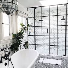 47 Stylish White Subway Tile Bathroom Ideas For Your Reference ... White Subway Tile Bathroom Ideas Home Reviews Unique Designs 142955 Black And Gray And Purple New Beautiful Beveled Subway Tile Showers Tiles Photos With Marble 44 That Work In Almost Any Style Max Minnesotayr Blog Glass Bathroom Ideas Lisaasmithcom Ice Bath Basement Black White Wall Limestone Bathrooms Floor Pictures Bathtub Wall Design Tiled