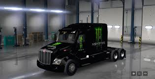 Peterbilt 579 Monster Energy Mod ATS - ATS Mod / American Truck ... Monster Energy Truck Stock Photos And Ogio Bagster Monster Energy Trailer Standalone V10 Ets2 Mods Euro Truck Jam Wallpaper Desktop 51 Images Drivers Todd Leduc And Coty Transport Sk Toy Truck Forums Blade Aces X Jsr Mercedes Benz Racing By Vodesigns On Team Associated Energytoyota Short Course Body Rockstar Drink Spain Vs 2017 Body Style Reveal Youtube Stock Car Kyle Busch