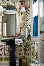 140+ Best Bathroom Design Ideas - Decor Pictures Of Stylish Modern ... Wallpaper Design For Living Room Home Decoration Ideas 2017 Samarqand Designer From Nilaya By Asian Paints India Creates A Oneofakind Family In Colorado Design Contemporary Ideas Hgtv The 25 Best Wallpaper Designs On Pinterest Roll Decor The Depot Abstract Blue Geometric Geometric Wallpapers Designs For Interiors 1152 Black And White To Help You Finish Decorating Swans Hibou Mural Bathroom Amazing Modern Wall Story Your Specialist Singapore